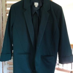 Lauren Conrad Jacket Dark Teal